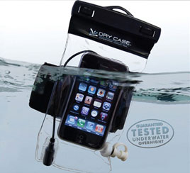 Waterproof iphone, android, & blackberry case