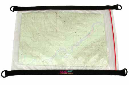 Seal Line waterproof map case