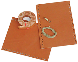 oar leather kit