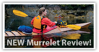 Test paddle at the Norwest Paddle Festival May 11 2013