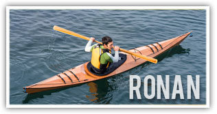 the new super light weight Ronan Kayak kit