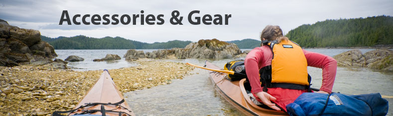 kayak accessories and boating gear