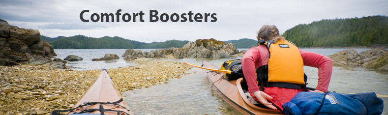 Kayaking Comfort Boosters