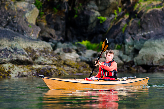 voted best kit kayak