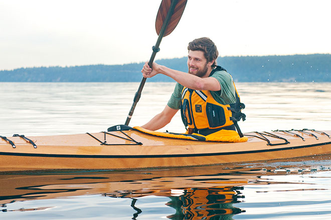 Pygmy Osprey Wooden Kayak Kit