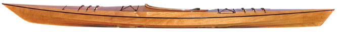 Wood Kayak kit for big people
