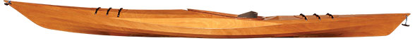 Pinguino 150 Wood Kayak Kit