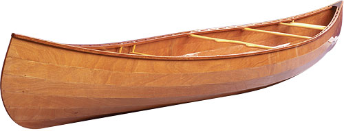 Light Weight Canoe