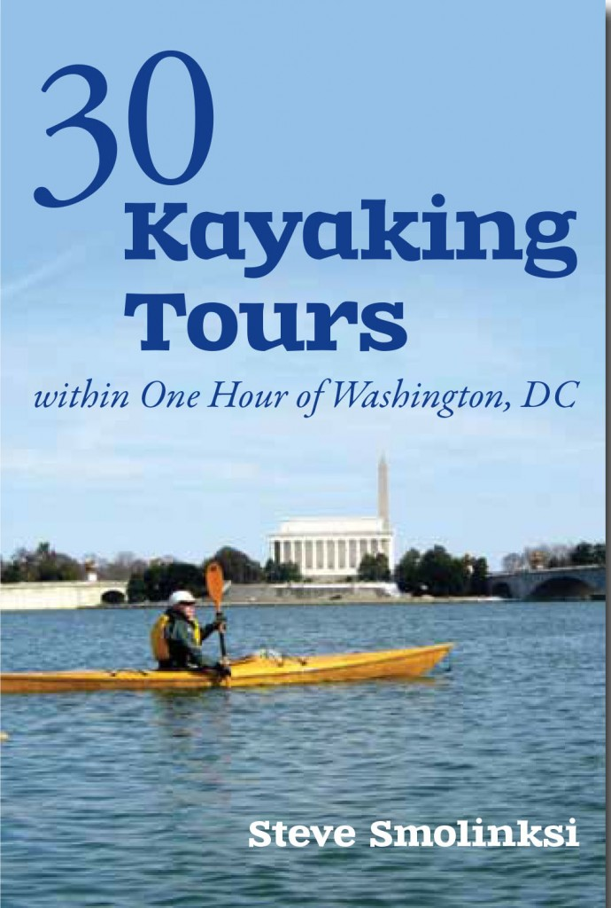 kayaking washington dc