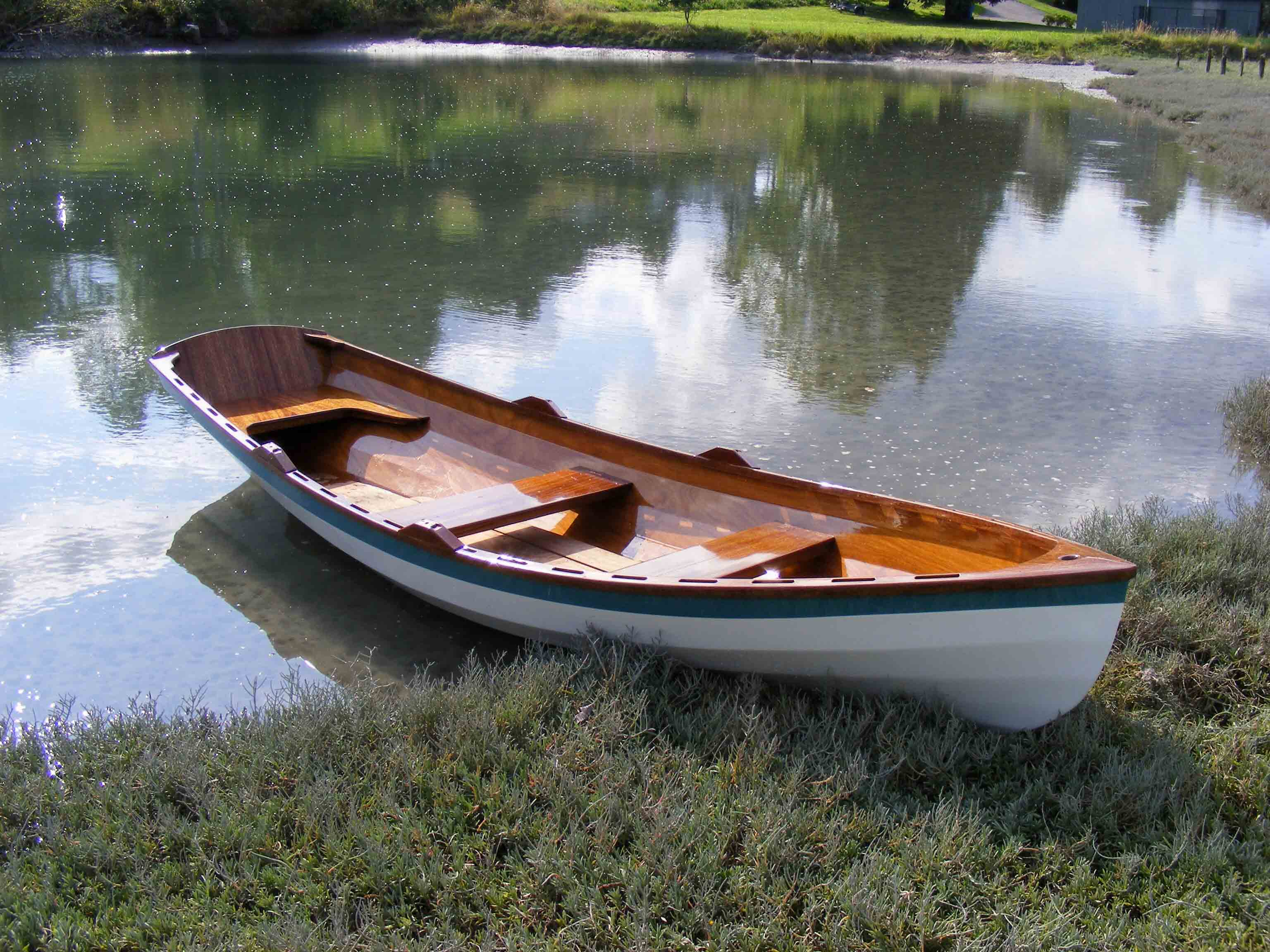 The Wineglass Wherry Row Boat Kit: Letters & Photos From Our Customers ...