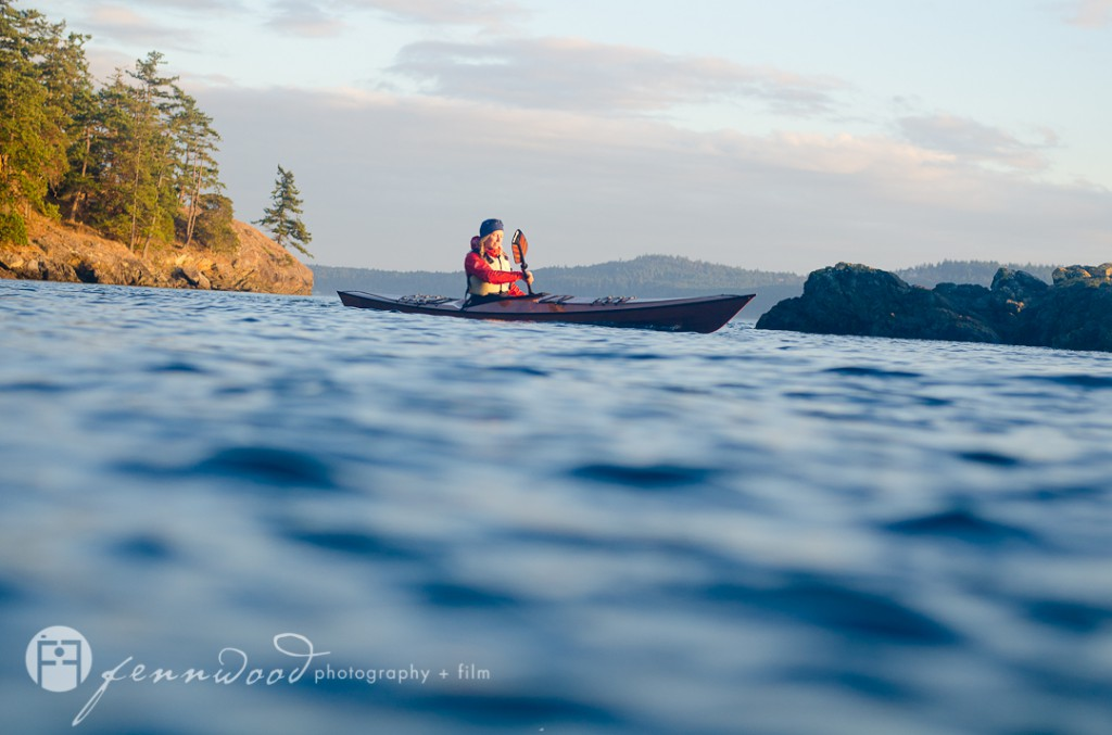 Laura Prendergast, Jones Island, San Juan Islands, WA