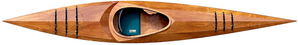 Stable Wooden kayak kit