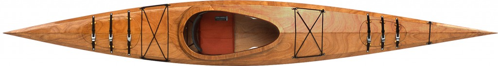 Arctic Tern 14 Wooden Kayak Kit