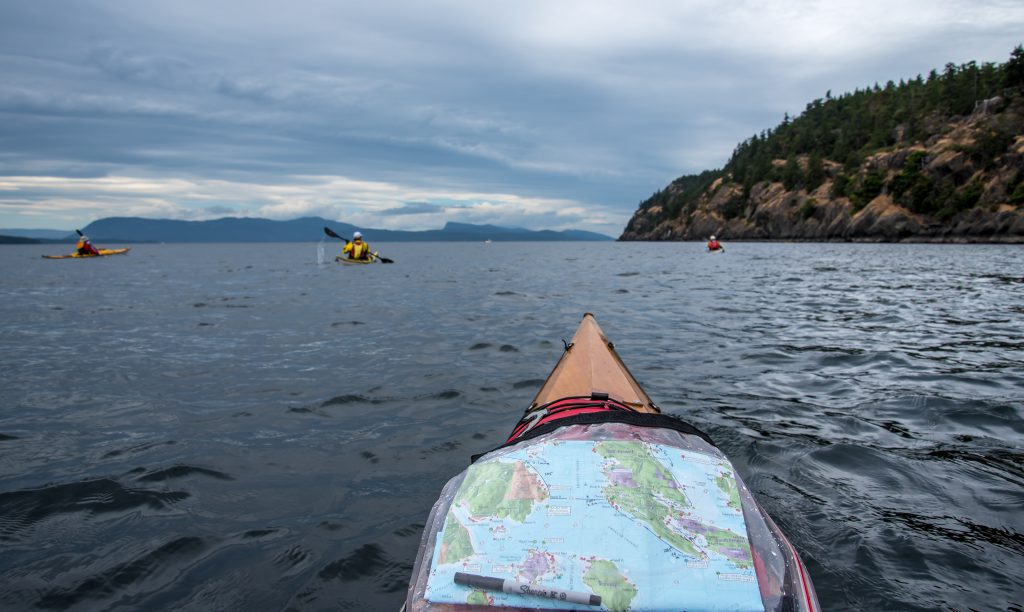 Musings Of A Paddler Kayaking The Canadian Gulf Islands