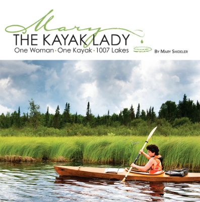 The Kayak Lady is a collection of stories and photos -- a mix of adventure and fun-- that documents Mary's experiences over 15 years.