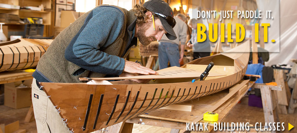 Pygmy Boats Voted Best Wooden Kayak Kit