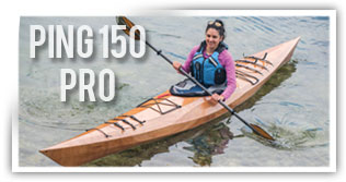 Pinguino 150 Pro build your own kayak