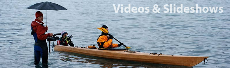build your own kayak video