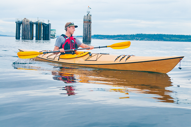 voted best kayak kit