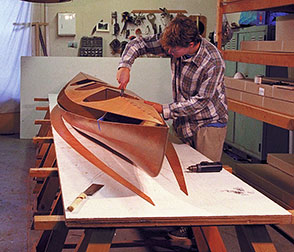 Boat Kit Construction: Stitch and Glue Boat Building