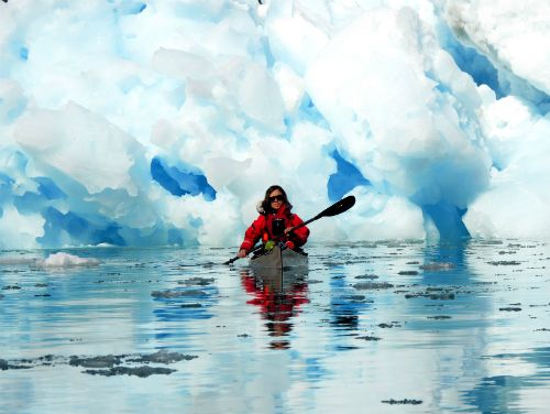 Emily toured around Alaska for a summer out of her Arctic Tern 14 and snapped some incredible photos along the way.