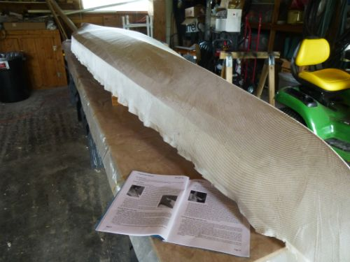 Building A Borealis Stitch & Glue Kayak « www.pygmyboats.com/blog